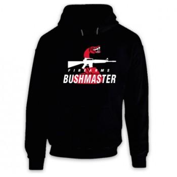 New Hoodie T-Shirt Bushmaster Firearms Rifle Snake Logo Tee Sz S-2XL