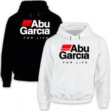 New T Shirt Abu Garcia Fear No Fish Fishing Reel For Life Mens Hoodie Tee