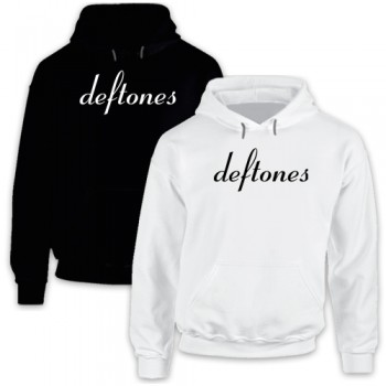 New Hoodie Tee T-Shirt Deftones Rock Band Logo Adrenaline Mens Sz S To 2XL