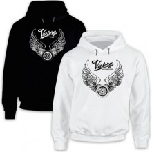 New T Shirt Victory Motorcycle USA Motor Muscle Mens Hoodie Tee Sz -2XL