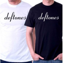 New Tee T-Shirt Deftones Rock Band Logo Adrenaline Mens Short Sleeve Sz S To 5XL