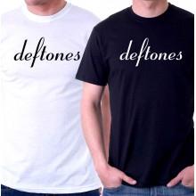 New Tee T-Shirt Deftones Rock Band Logo Adrenaline Mens Short Sleeve Sz S To 5XL