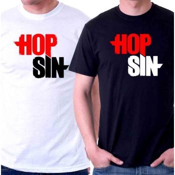New Tee T-Shirt Hopsin Knock Madness Tour Mens Short Sleeve