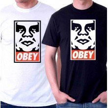 New Tee T-Shirt Obey Shepard Fairey Andre the Giant Has a Posse Mens Size S-5XL