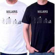 New Tee T-Shirt The Killers Hot Fuss Concert Tour Rock Band Mens Size S To 5XL