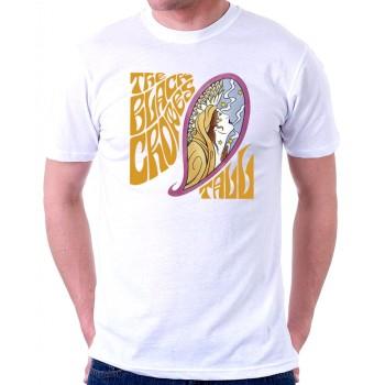 New T-Shirt The Black Crowes Tall Rock Band Logo Mens Short Sleeve Tee Sz S-6XL