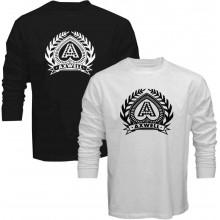 New T Shirt Axwell Ingrosso Dj Trance Dance Remixer Logo Long Sleeve Tee S5XL
