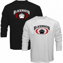 New Tee T-Shirt Bsc Blackwater Black Water Security Consulting Mens Long Sleeve