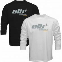 New T Shirt Dj Atb André Tanneberger Trance Music Logo Long Sleeve Tee S5XL