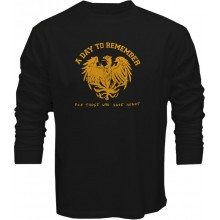 New T Shirt A Day To Remember For Those Who Have Heart Rock Band Long Sleeve Tee