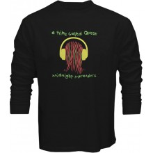 New T Shirt A Tribe Called Midnight Marauders Quest Low End Theory Rhymes Long Sleeve Tee
