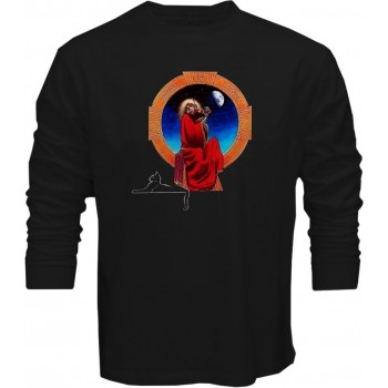New T Shirt Grateful Dead Blues For Allah Mens Long Sleeve Tee Size S To 5XL