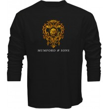 New T Shirt Mumford And Sons The Cave Sign Folk Rock Band Mens Long Sleeve Tee