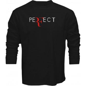 a574c1bb New T-Shirt Roger Federer Rafael Nadal RF Perfect Tennis Long Sleeve Tee Sz  S5XL