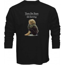 New T Shirt Tears For Fears The Hurting Greatest Hits Album Mens Long Sleeve Tee