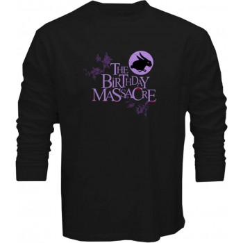 New T Shirt The Birthday Massacre TBM Canadian Band Logo Mens Long Slv Tee S5XL