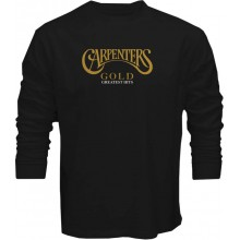 New T-Shirt The Carpenters Gold Greatest Hits Legend Mens Long Slv Tee Sz S-5XL