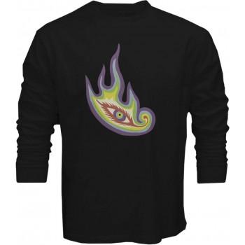 672c75d8 New T Shirt Tool Lateralus Eye Rock Band Album Logo Mens Long Sleeve Tee Sz  S5XL