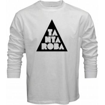 New T-Shirt Fedez Tanta Roba Music Rap Club Dogo Jax Italian Style Long Sleeve Tee