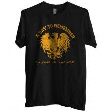 New T Shirt A Day To Remember For Those Who Have Heart Rock Band Mens Tee Sz S-6XL