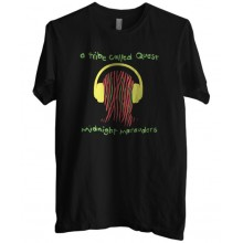 New T Shirt A Tribe Called Midnight Marauders Quest Low End Theory Rhymes Tee
