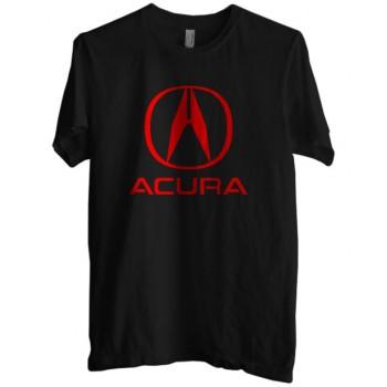 New T Shirt Acura Honda Motor Sport Cars Nsx Tsx Zdx Racing Mens Tee - Acura clothing