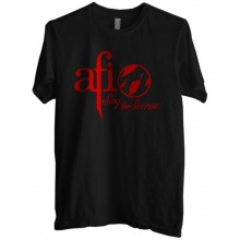 New T Shirt AFI Sing The Sorrow A Fire Inside Alternative Rock Band Mens Tee S6XL