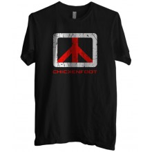 New T Shirt *Chickenfoot* Supergroup Band Logo Mens Short Sleeve Tee Sz STo6XL