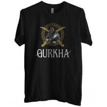 New T Shirt Gurkha Cigar British Army Nepal Smoke Mens Short Sleeve Tee Sz S-6XL