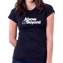 New T Shirt Above & Beyond A&B DJ Trance Music Womens Ladies Tee Size S To 2XL