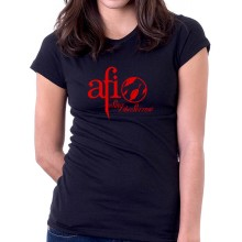New T Shirt AFI Sing The Sorrow A Fire Inside Alternative Rock Band Womens Tee