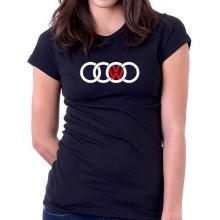 New T-Shirt Audi VW Volkswagen Logo Sports Racing Cars Womens Tees Sz STo2XL