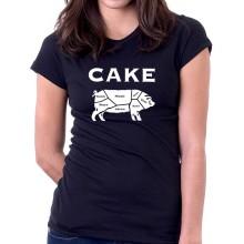 New T Shirt Cake Alternative Music Rock Band Logo Womens Ladies Tee Sz S To 2XL