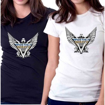 Triumph Allied Forces symbol Logo Men/'s T-shirt Size S-2XL