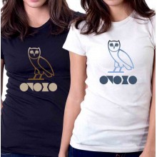 New Tee T-Shirt Drake Owl Ovoxo Gold Xo Womens Ladies Size S To 2XL